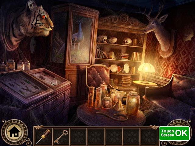 Escape From Darkmoor Manor Screen_1