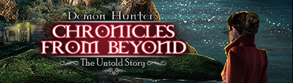 Demon Hunter: Chronicles from Beyond - The Untold Story screenshot