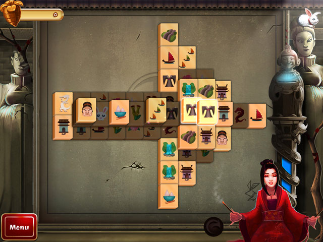 2D Mahjong Temple large screenshot
