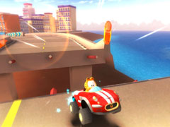 Garfield Kart Screenshot 1