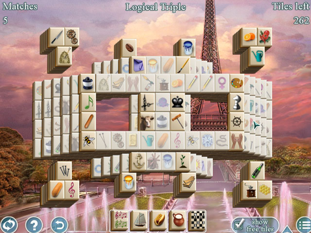 Mahjong World Tour Triple Pack large screenshot