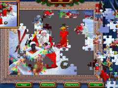 The Ultimate Christmas Puzzler Screenshot 1