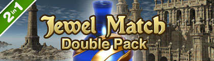 Jewel Match Double Pack screenshot