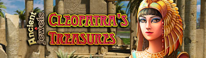 Ancient Jewels: Cleopatra's Treasures screenshot