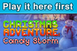 Christmas Adventure: Candy Storm Download