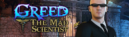 Greed: The Mad Scientist screenshot