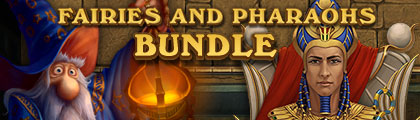 Fairies and Pharaohs Bundle screenshot