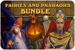 Download Fairies and Pharaohs Bundle Game