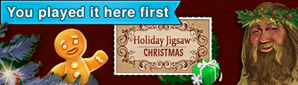 Holiday Jigsaw Christmas screenshot