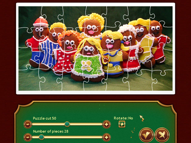 Holiday Jigsaw Christmas large screenshot