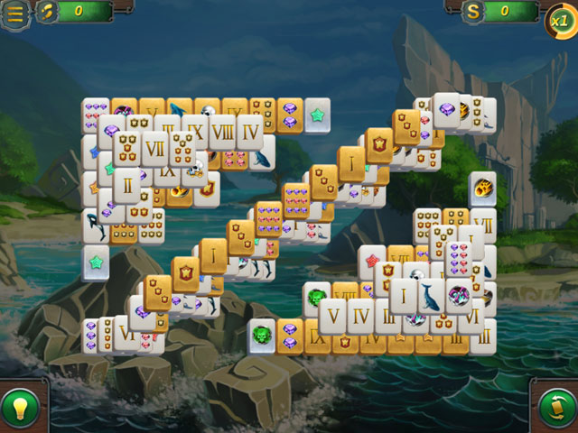 Mahjong Gold large screenshot