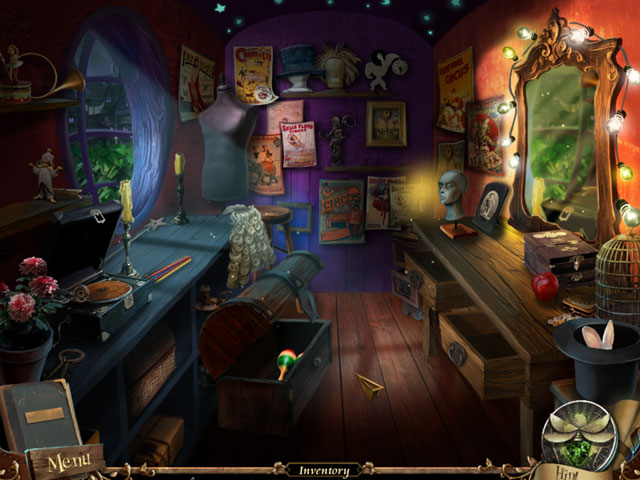 Grimville: The Gift of Darkness Screenshot 1