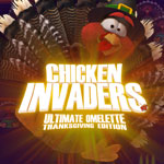 Chicken Invaders: Ultimate Omelette - Thanksgiving Edition