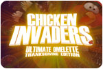 Download Chicken Invaders: Ultimate Omelette - Thanksgiving Edition Game