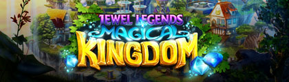 Jewel Legends: Magical Kingdom screenshot