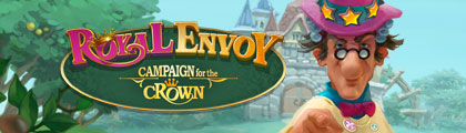 Royal Envoy: Campaign for the Crown screenshot