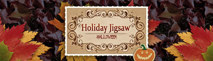 Holiday Jigsaw: Halloween screenshot