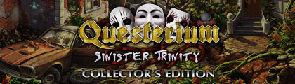 Questerium: Sinister Trinity Collector's Edition screenshot