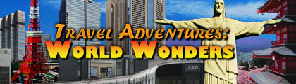 Travel Adventures: World Wonders screenshot