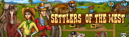 Settlers of the West screenshot