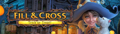 Fill and Cross Trick or Treat screenshot