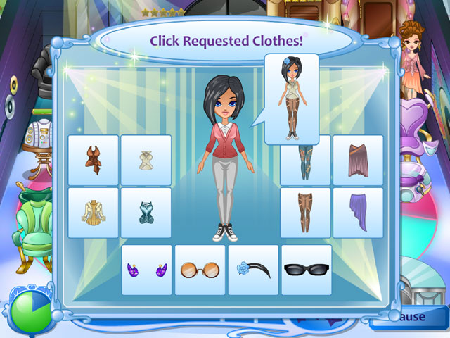 Style Quest large screenshot