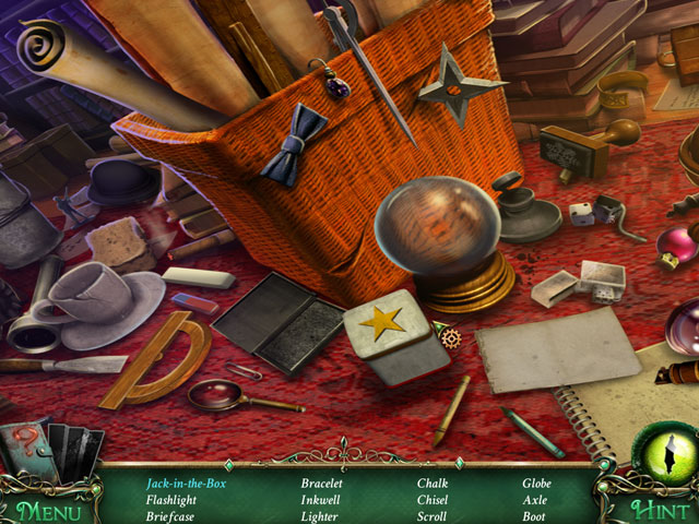 Game 9 Clues: The Secret of Serpent Creek large screenshot