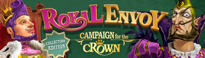 Royal Envoy: Campaign for the Crown Collector's Edition screenshot