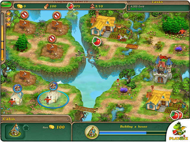 Royal Envoy: Campaign for the Crown Collector's Edition Screenshot 1