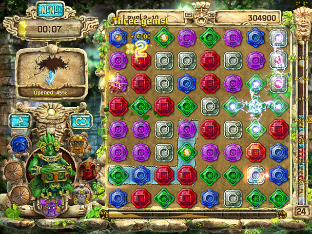 The Treasures of Montezuma 4 Screenshot 1