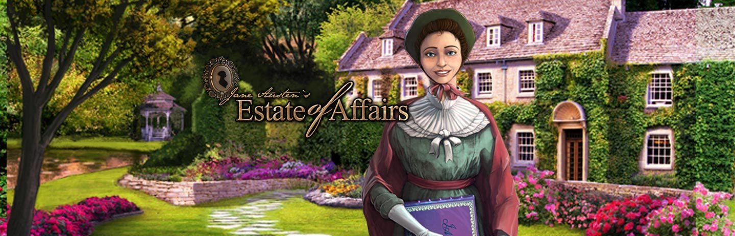 Jane Austen's Estate of Affairs!