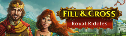 Fill and Cross Royal Riddles screenshot