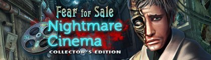 Fear for Sale: Nightmare Cinema Collector's Edition screenshot