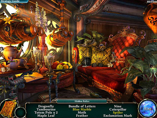 Empress of the Deep 3: Legacy of the Phoenix Collector's Edition large screenshot