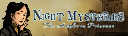 Night Mysteries: The Amphora Prisoner screenshot