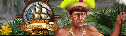 Treasure Masters, Inc.: The Lost City screenshot