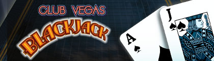 Club Vegas Blackjack screenshot