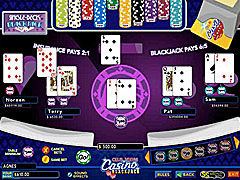 Club Vegas Blackjack thumb 3