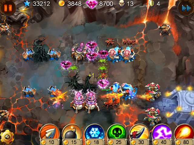 Goblin Defenders: Steel 'n' Wood large screenshot