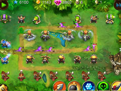 Goblin Defenders: Steel 'n' Wood Screenshot 2