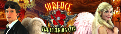 Surface: The Soaring City screenshot