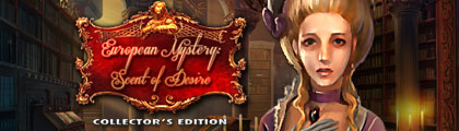 European Mystery: Scent of Desire Collector's Edition screenshot