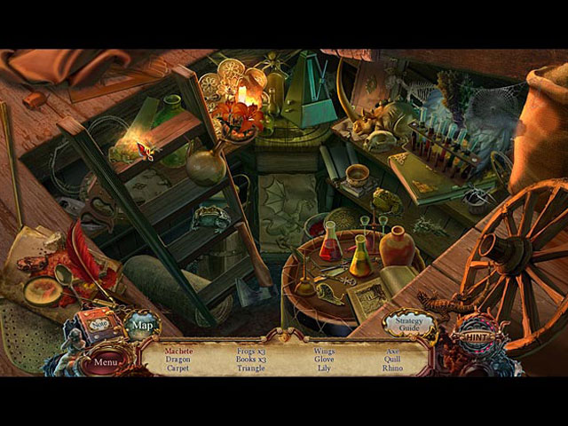 European Mystery: Scent of Desire Collector's Edition large screenshot