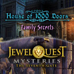 Hidden Object Family Mysteries Bundle