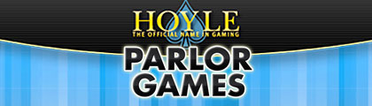 Hoyle Parlor Games screenshot