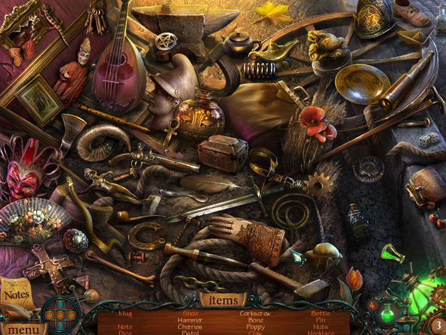 Apothecarium: Renaissance of Evil Collectors Edition large screenshot