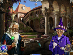 Chronicles of Albian 2: The Wizbury School of Magic Screenshot 2