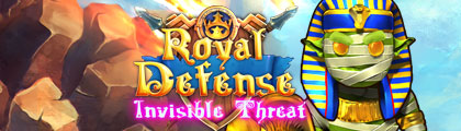 Royal Defense: Invisible Threat screenshot