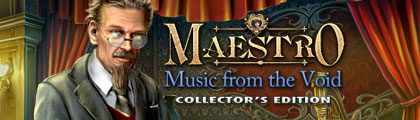 Maestro: Music from the Void Collector's Edition screenshot