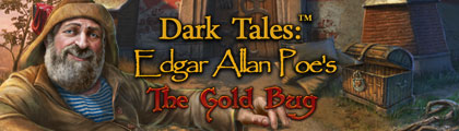 Dark Tales: Edgar Allan Poe's The Gold Bug screenshot